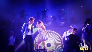Violetta Live 2015 - En gira - Jorge Blanco y Tini Stoessel
