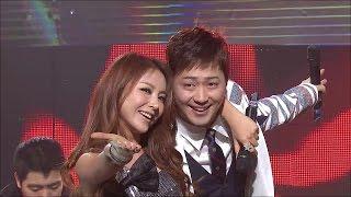 【TVPP】Hong Jin Young - Love's Battery + Jjan Jja Ra, 홍진영 - 사랑의 배터리 + 짠짜라 @ Show! Music Core Live