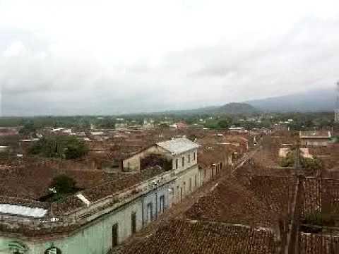 Churchtower view – Granada