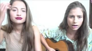 Abaixa o som - Zé Neto e Cristiano part. Marília Mendonça (cover Júlia e Rafaela)