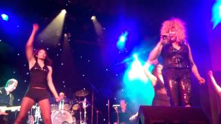 "Higher - Suzette Dorsey, ""Simply the Best"" Tina Turner Tribute"