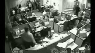 Office Meltdown (Wall-E theme)