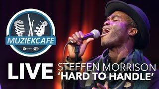 Steffen Morrison - 'Hard To Handle' live bij Muziekcafé