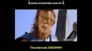 Thundercats The Movie 2017 Trailer