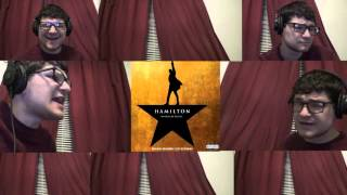 Farmer Refuted - Hamilton the Musical (Vocal Cover by Erik Copper)
