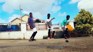 ALLO DANCERS DANCE TO BELA AFRO BEAT