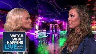 Kristin Chenoweth 'Fights' With Kelly Dodd | RHOC | WWHL