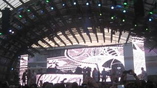 Uner - Ushuaia Ibiza 28-06-2012 (Man With The Red Face - Laurent Garnier)