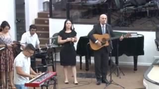 Ministério de Louvor Kadosh - Tua fidelidade - 08 01 2017