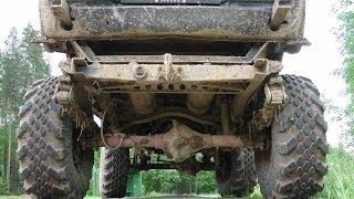 Нива монстр и прокаченные  УАЗ ики.... ( jeep, mud,off-raod,mudding 4x4  )