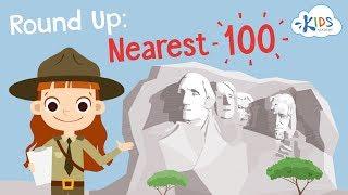 Round Up to the Nearset 100