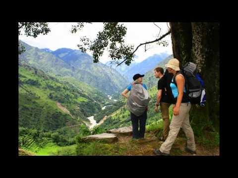 Annapurna Circuit Trekking in Nepal August 2011