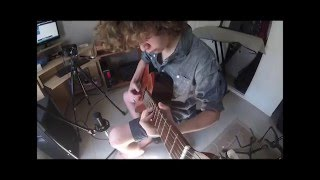 Voyager/ What Goes Up... (Alan Parsons Fingerstyle Cover) (By Matías Villalba)