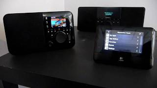 Squeezebox Touch Player Synchronization