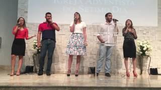 Quinteto Nova Melodia - Por te Amar (Expressão Vocal)