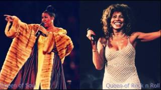 Belting Battle: Aretha Franklin vs Tina Turner