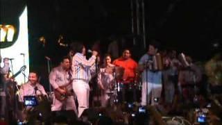 Silvestre Dangond en Barranquilla 2009 - EN VIVO