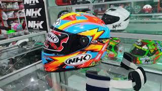 Helm NHK Terminator TT FLASH soldout pembeli agan angga dari jawa barat. ty gan 😁👍