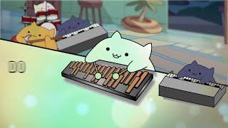 Forget bongo cat, this is MARIMBA CAT
