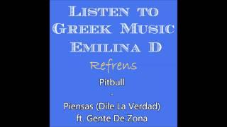 Pitbull - Piensas (Dile La Verdad) ft.Gente De Zona - Ringtone