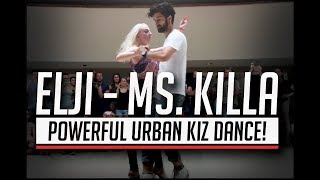 Mykel Forever - Ms.Killa / Ronie Saleh & Diana Urban Kiz Dance @ OnTheWave Kizomba Festival 2017