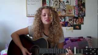 She Will Be Loved Cover by Carrie Hope Fletcher