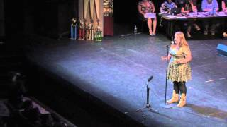 "The Women of the World Poetry Slam Finals 2015 - Lydia Havens ""Smart Girl"""