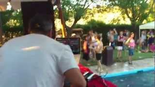 Oscar de Rivera @summer-xpression ( julio 2012 ) knocked music