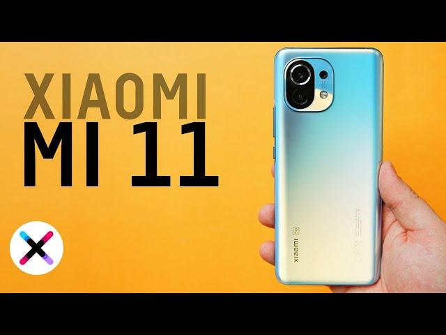 #XIAOMILEPSZE11 😍 | Test, recenzja Xiaomi Mi 11 - czy warto go kupić?