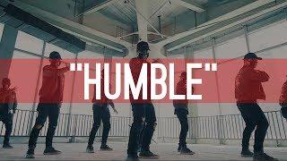 "Kendrick Lamar ""Humble"" | Choreography by The Kinjaz"