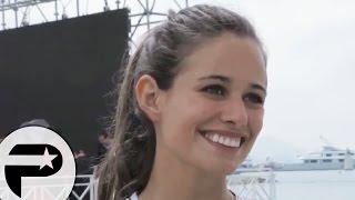 Lucie Lucas revient sur le succès de Clem et parle de sa vie de famille - Interview