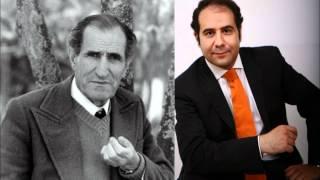 Nuno Miguel Henriques diz poema «História Antiga» de Miguel Torga