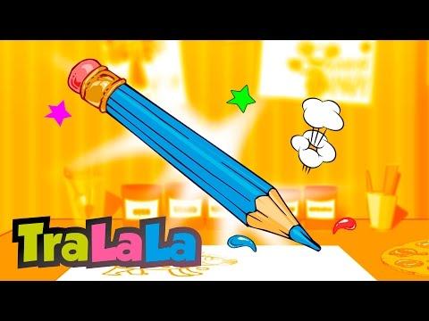 Creionașul fermecat - Cântece pentru copii
