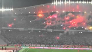 Trabzon Ataturk Olimpiyat Stadi Yanıyorrr