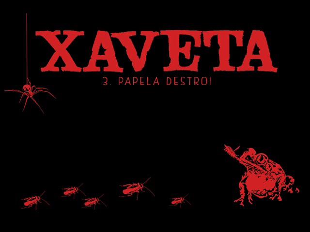 Video oficial de Xaveta