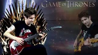 Game of Thrones Theme - guitar cover by Guitar On Demand