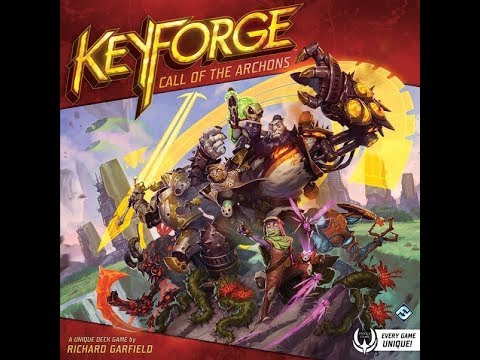 Reseña KeyForge: Call of the Archons