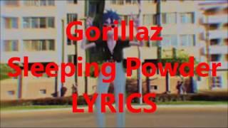 Gorillaz Sleeping Powder Lyrics