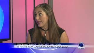 Majani Lullein de Hodges University nos habla sobre el programa