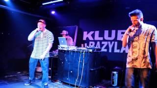 Ejbry support przed koncertem Tau 17.04.2015r. Klub u Bazyla.