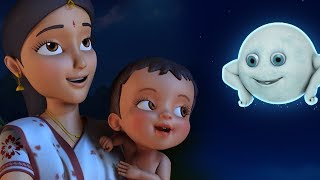Ai Ai Chand Mama And Much More   Bengali Rhymes Collection   Infobell