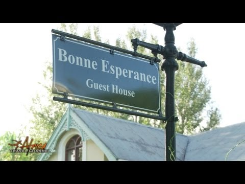 Bonne Esperance, Stellenbosch, South Africa, Africa Travel Channel