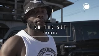 GRADUR - Tu crois que je mens [ On the Set ]