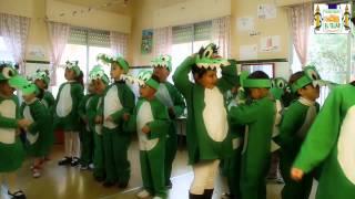 COCODRILO DANTE (infantil 5A, CEIP EL TEJAR 2014)
