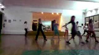 Junior Club Clase de Jazz Desire - Stereo love