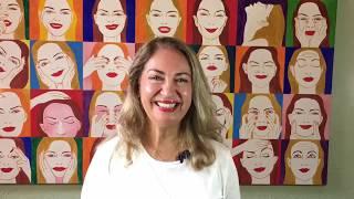 Ginástica Facial para as maçãs do rosto | Roseli Siqueira