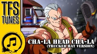 Dragon Ball Z Abridged MUSIC: Cha-La Head Cha-La (Trucker Hat Version)