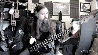 Megadeth - Angry Again (Bass Cover)