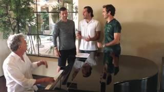 Federer Backhand Boys Take On Chicago