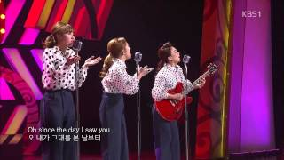 [HIT] 열린음악회-바버렛츠(The Barberettes) - Be My Baby.20150201